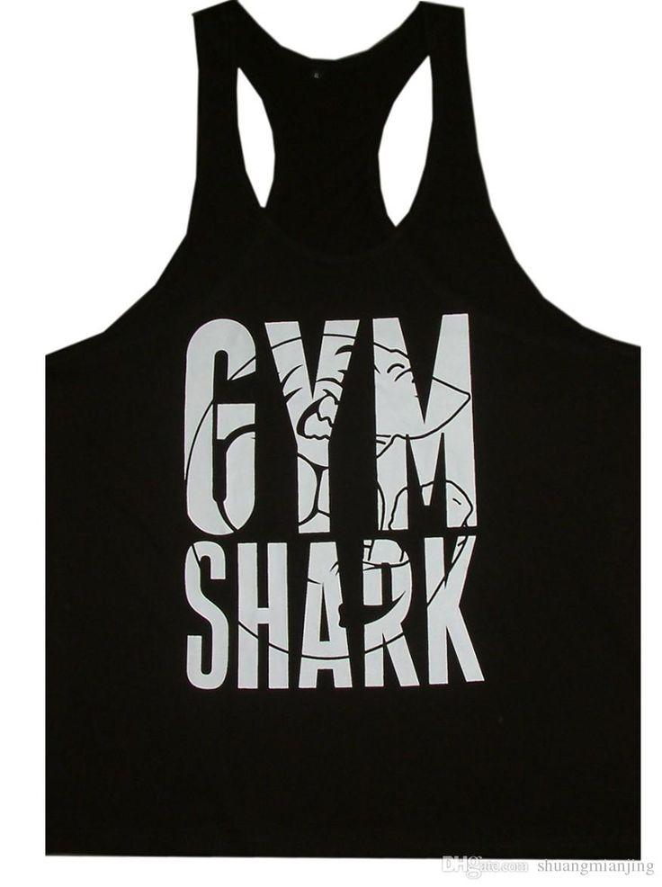 2015 NEW Gym Singlets Men Tank Tops Bodybuilding Fitness Men's ...