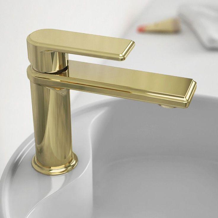 Robinet mitigeur lavabo, Monceau, 4 finitions