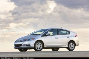 2009 Honda Insight First Image of Version - http://sickestcars.com/2013/05/11/2009-honda-insight-first-image-of-version/