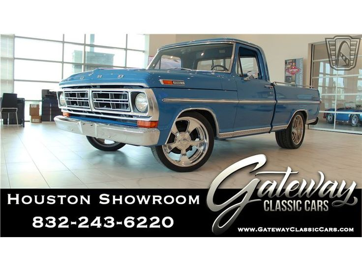 1971 Ford F100 For Sale On Gocars In 2020 1971 Ford F100 F100 For Sale Ford Pickup Trucks