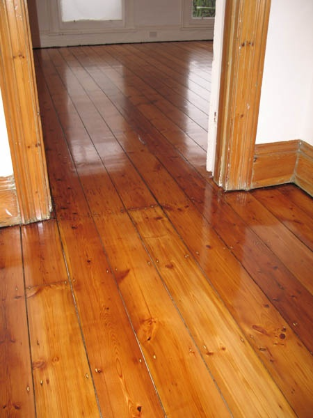 For Everywhere Take The Orange Out Of Our Floor Boards