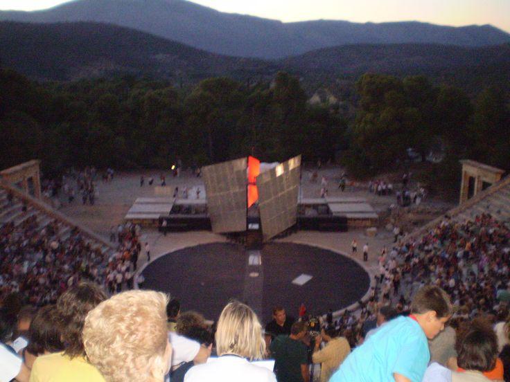 Epidaurus (Pelloponisos, Greece)