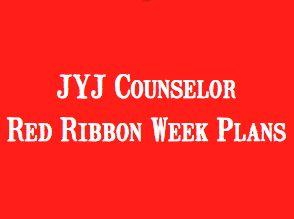 jyjoyner counselor: Red Ribbon Week Plans