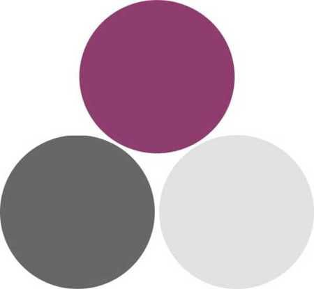Modern Interior Design, 9 Decor and Paint Color Schemes that Include Gray Color