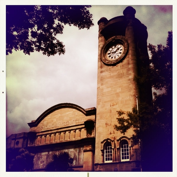 Horniman Museum in Forest Hill, South London