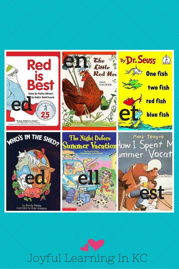 22bd18620d6f9a2e767725f1e82a3988  word family books kindergarten phonics - Phonics Books For Kindergarten
