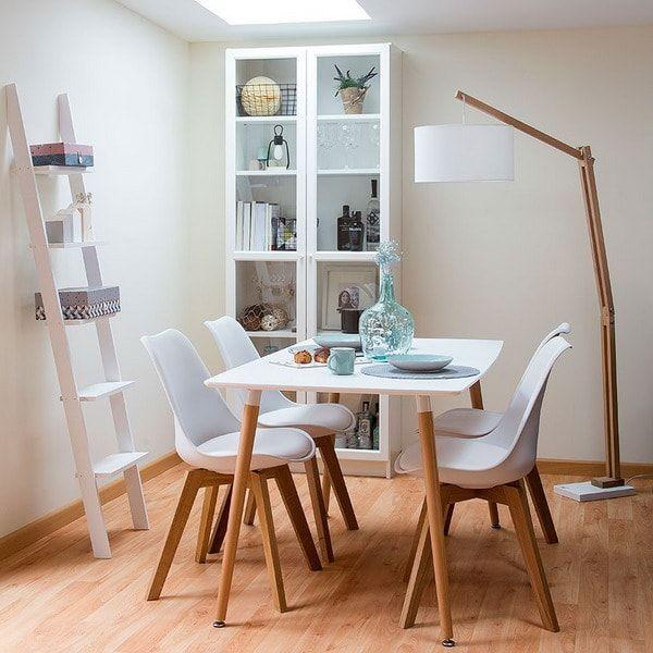 17 mejores ideas sobre comedor peque o en pinterest - Mesas para comedores pequenos ...
