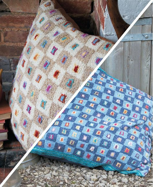 Knitting Patterns For Rowan Summer Tweed : 17 Best images about Free Patterns: Home on Pinterest Butterfly cushion, Cu...