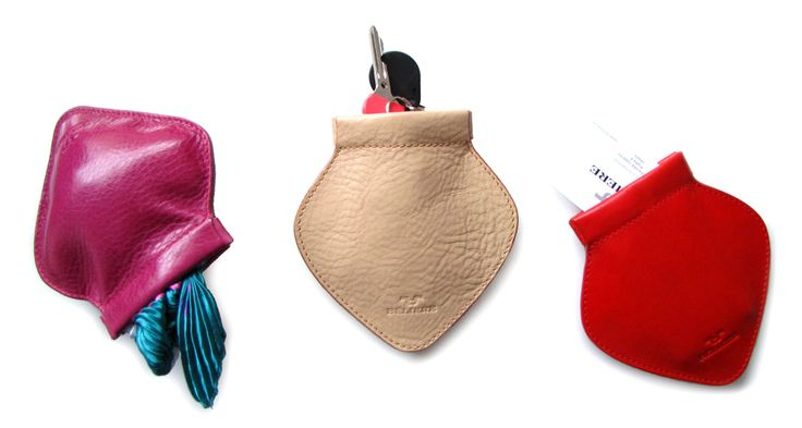 Leather Coin pack