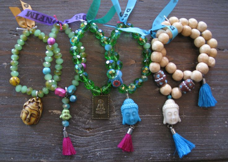 Bohemian Summer Bracelets 2015 by RR(sold)
