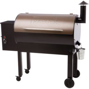 Traeger Grills Texas Elite 34 Wood Pellet Grill and Smoker – $809 + Free Delivery #bbq http://grillinglovers.org/best-portable-outdoor-grills/