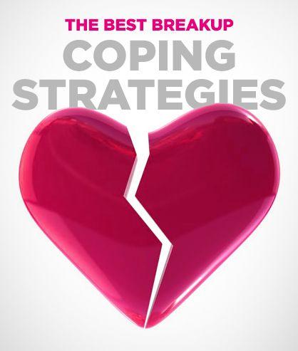 The best breakup coping strategies