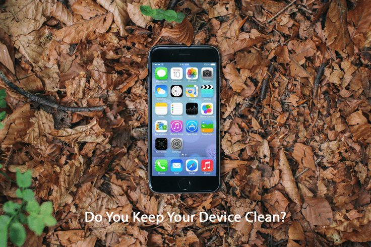 How to Clean Your iPhone and iPad