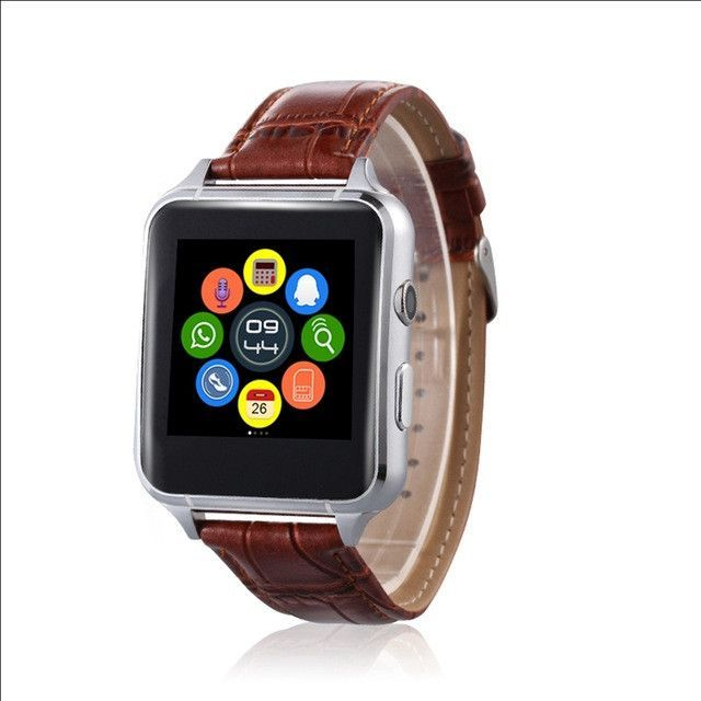 Smart Watch E7 Bluetooth 3.0 Heart Rate Monitor Pedometer Wrist Watches iOS Android Wearable Devices Smartwatch
