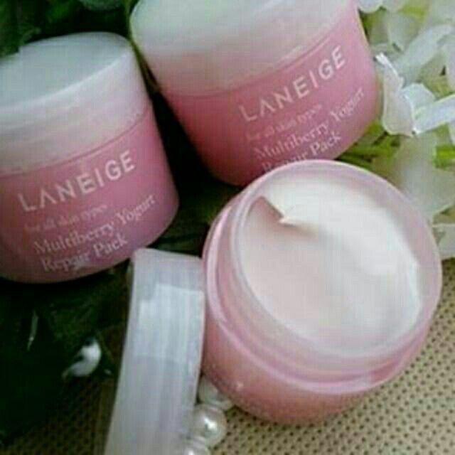 ขาย Laneige Multiberry Yogurt Repair Pack 20 ml. ในราคา ฿160 ซื้อได้ที่ Shopee ตอนนี้เลย!http://shopee.co.th/beautyrunway/2702974  #ShopeeTH