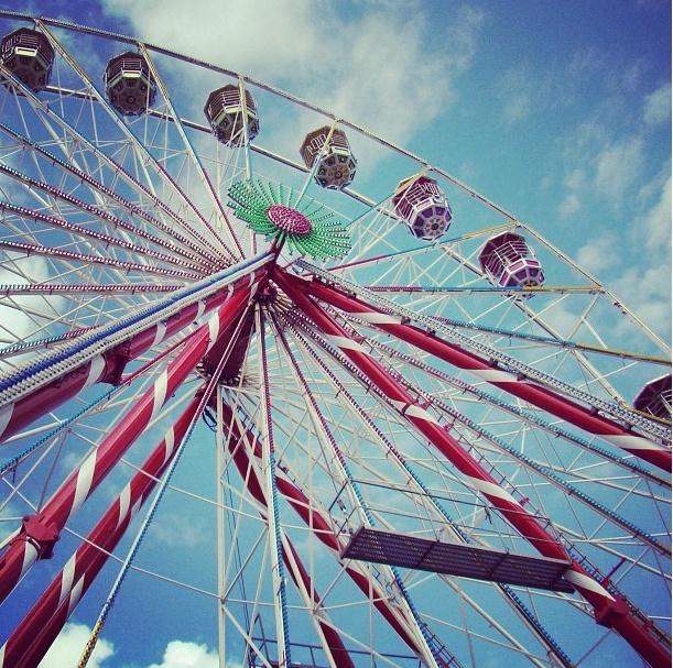 M's theme park, Scotland.