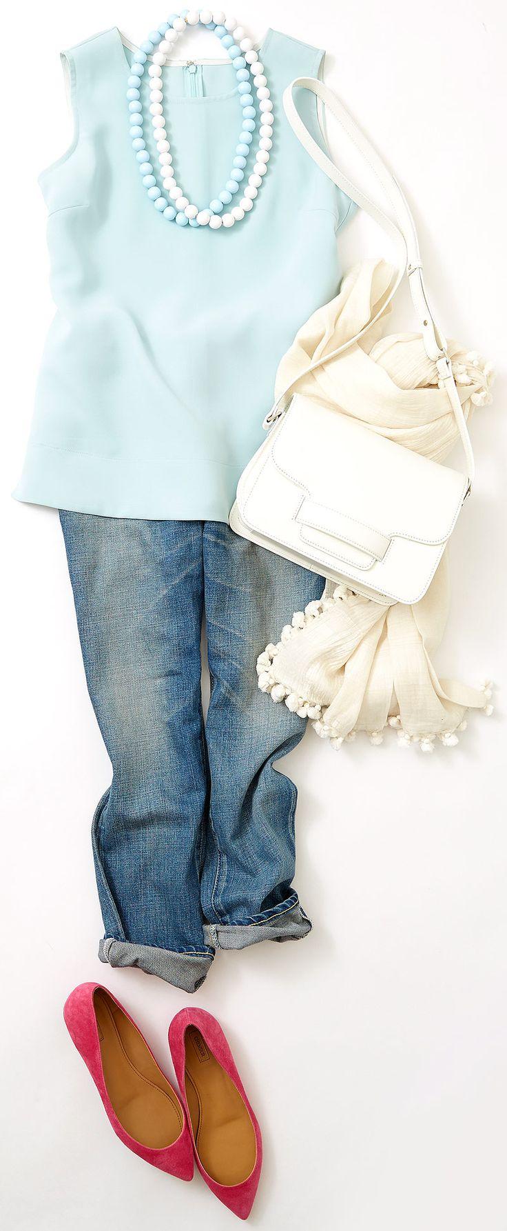 Lesson of the Week: Corde of the Day Wearing Flat Shoes (Lumine Shinjuku) | LUMINE MAGAZINE