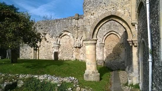 Photo of Boxgrove Priory