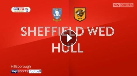 Video: Sheffield Wednesday 2 - 2 Hull City Highlights and All Goals Online, Sky Bet Championship - 2 December 2017 - FootballVideoHighlights.com. You ...