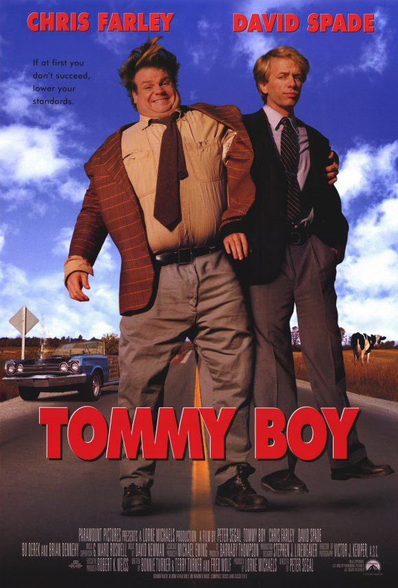 Tommy Boy 11x17 Movie Poster (1995)