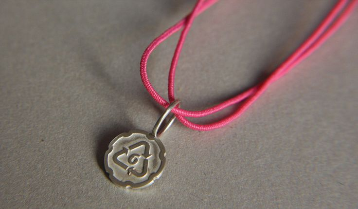 Sterling silver charm with recycling number, on a colourful elastic bracelet - Be aware - The value of recycling by MINRLhandcrafts on Etsy