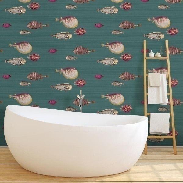 Acquario Wallpaper Cole Son Wallpaper Cole Son Wallpaper