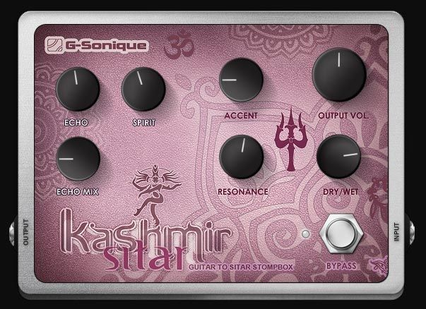 Gearjunkies.com: From Guitar to Sitar with the Kashmir Sitar plugin