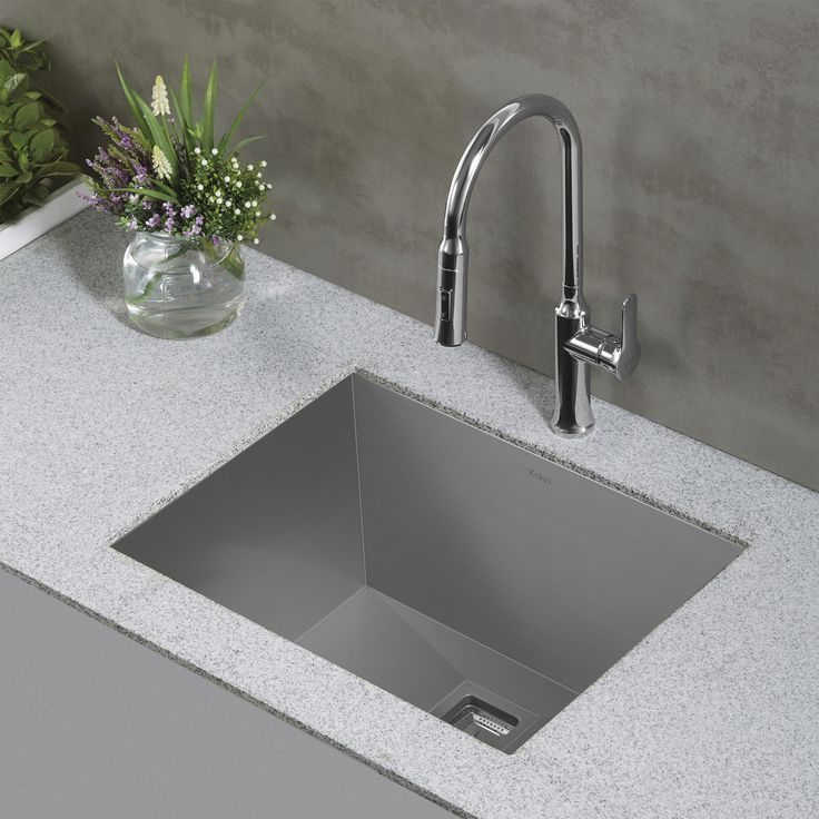 Modern Stainless Steel Sink Part - 43: Laundry Sinks On Pinterest Utility Sink, Laundry And Laundry Rooms