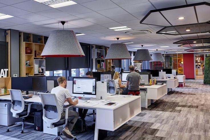 Office Tour: Office Twelve Headquarters – Leicester