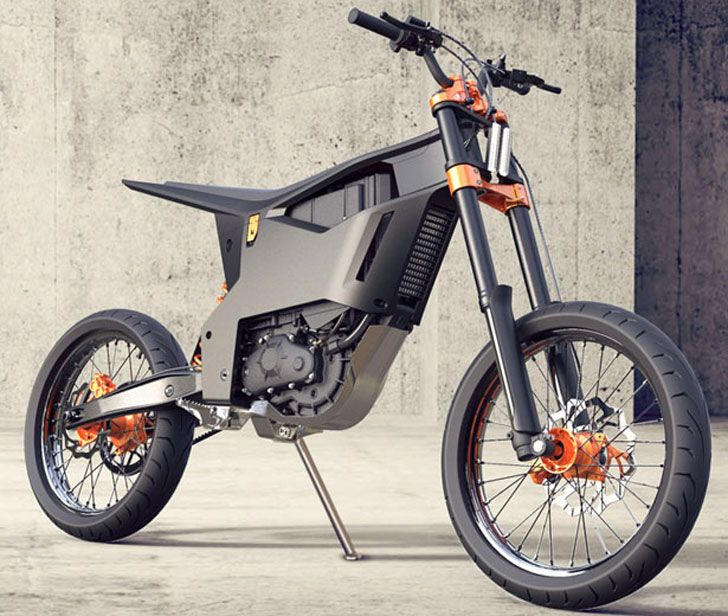 Ktm electric dirt bike for adults