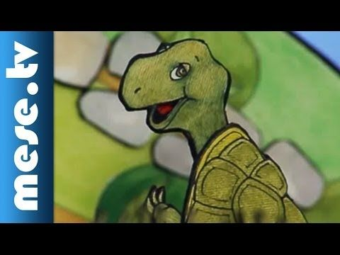 Gryllus Vilmos: Kicsi út (rajzfilm, mese) - YouTube
