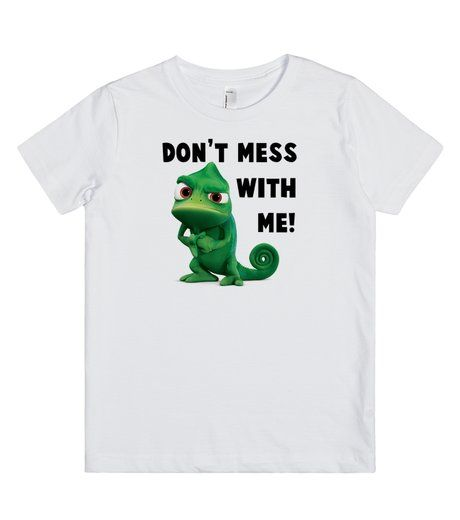 Don't Mess with Me | Pascal (Tangled)