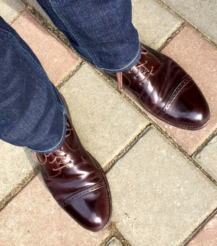 MTO Cordovan Boots  https://patine.shoes