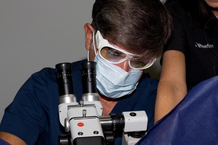 Cirugía laser