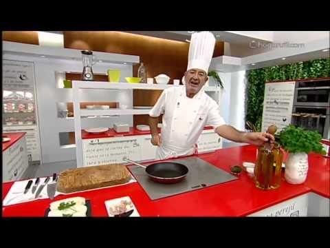 Karlos Arguiñano en tu cocina: Bacalao con pasta