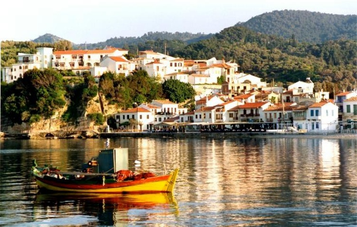 How knows where this picture was taken in Samos?