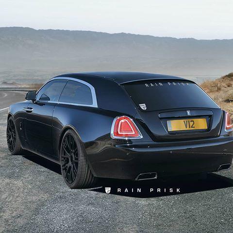 Rolls Royce Hatchback Rainprisk Blacklist Rollsroyce