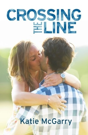 Crossing the Line by Katie McGarry | Pushing the Limits, #1.5 | Harlequin TEEN | E-Book Novella | Release Date: April 1, 2013 | #YA Contemporary