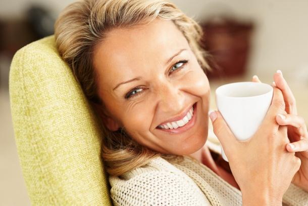Naturalne sposoby na dobry nastrój w menopauzie