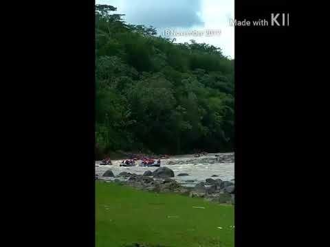 Family Gathering PIP Semarang - Rafting Elo - Rafting Progo Atas by PROG...