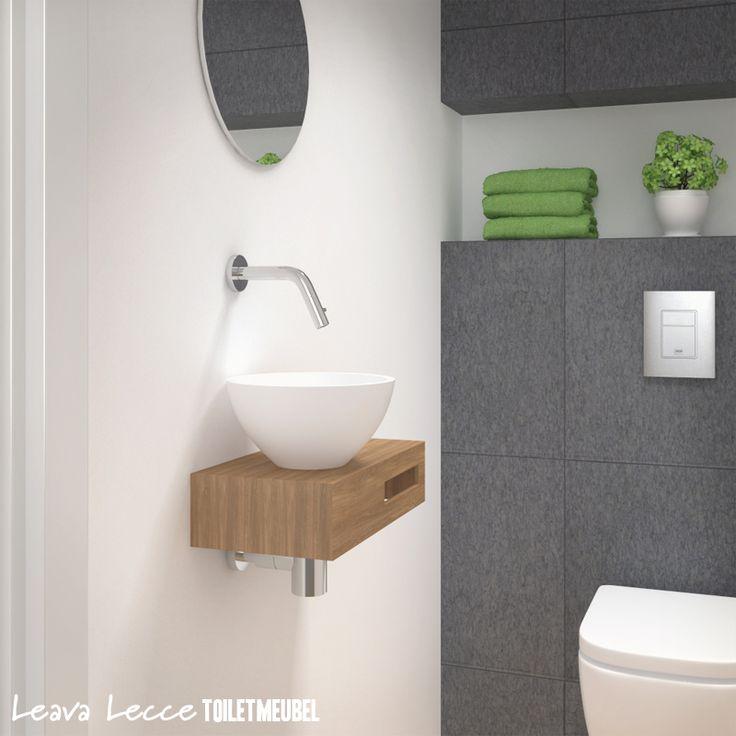 Wil je iets bijzonders maken van je #fontein? Dat kan met het Leava Lecce #toiletmeubel. Klik op de afbeelding en ontdek dit fonteintje!