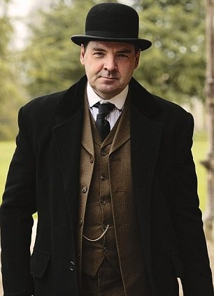 John Bates played by Brendan Coyle