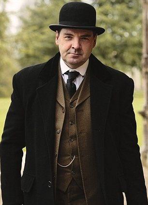 John Bates played by Brendan Coyle