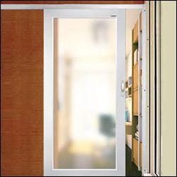 hanging sliding doors photo - 2