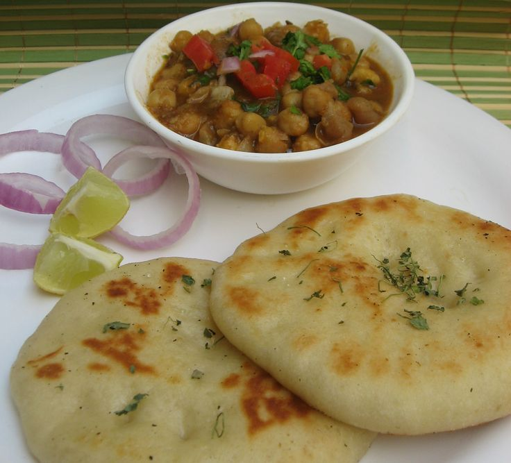 how to cook chole kulche