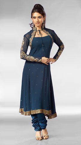 Indian Anarkali Dresses.. ~ Queen Of Heaven...