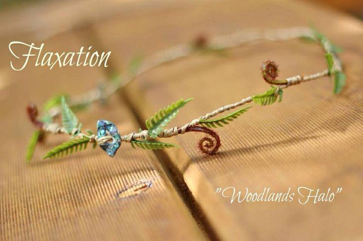Woodlands Halo by Flaxation.          www.flaxation.co.nz