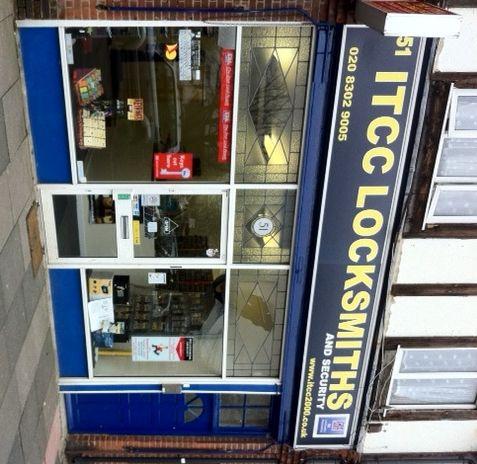 ITCC Locksmiths provides 24 hour emergency locksmith services in Sidcup, Bromley, Dartford and Lewisham.