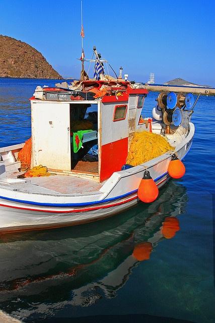 Patmos island, Dodecanese, Greece
