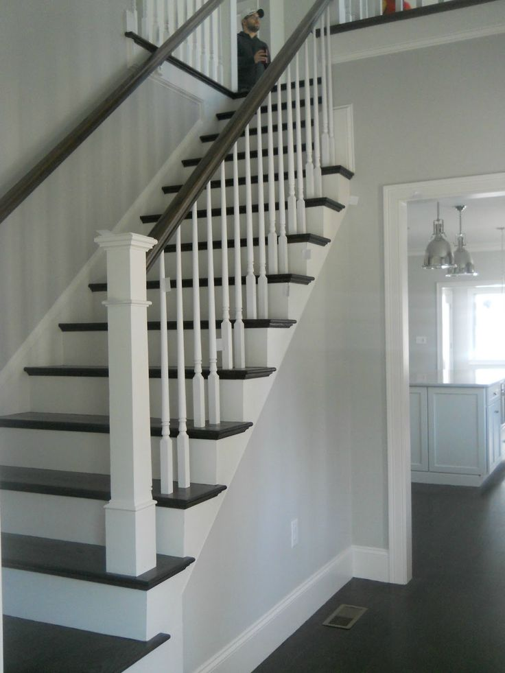 Benjamin Moore Grey Owl. One of my classically traditional faves!